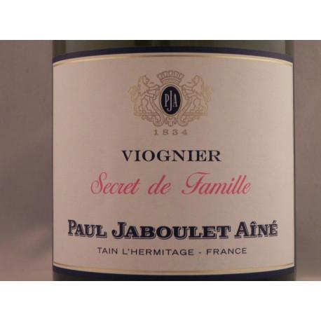 """Jaboulet """"Secret de Famille"""" 2013 blanc"""