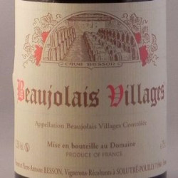 Beaujolais-Village 2011