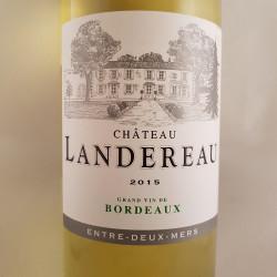 Château Landereau blanc 2017