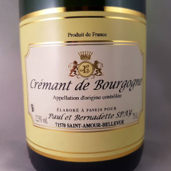 Domaine Hamet-Spay - Crémant de Bourgogne