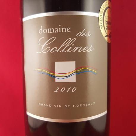 Domaine Des Collines 2010 rouge