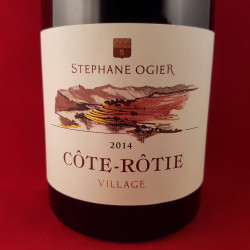 Stephane Ogier - Côte-Rotie Village 2014