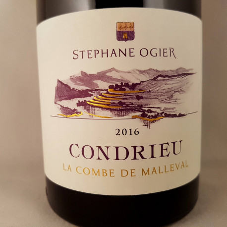 Stephane Ogier - La Combe de Malleval 2016 Condrieu