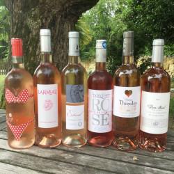 Coffret découverte: Les vins rosés de l'été 2017