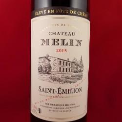 Château Melin Saint Emilion 2018