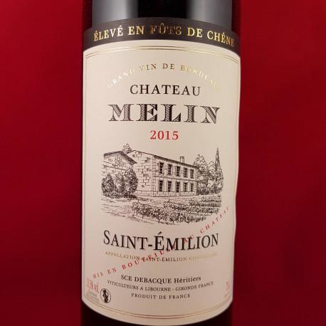 Château Melin 2015