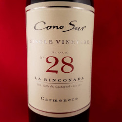Cono Sur Single Vineyard - N°28 La Rinconada 2015