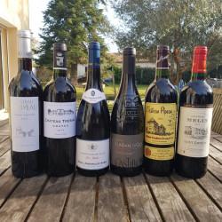Coffret découverte : Les vins rouges de l'hiver 2017