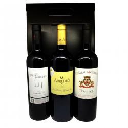 Coffret cadeau : Les grandes AOC de Bordeaux