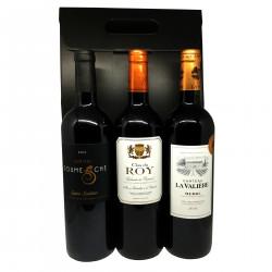 Coffret cadeau : Les AOC de Bordeaux