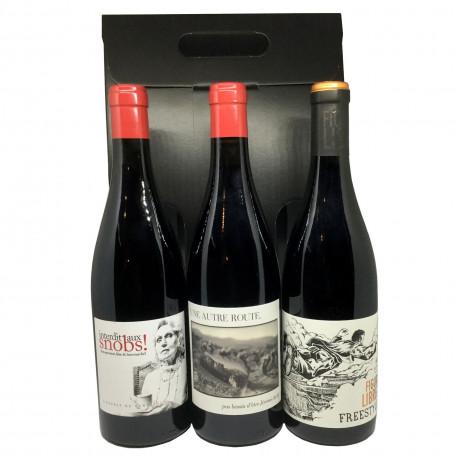 Coffret cadeau : Les Languedoc atypiques