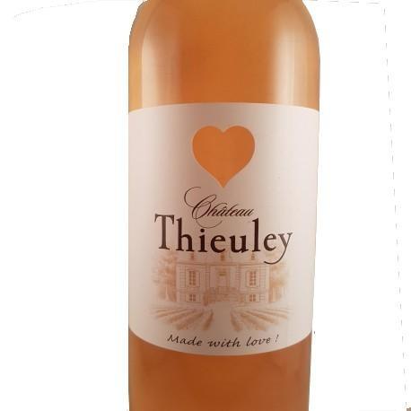 Château Thieuley rosé 2017