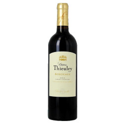 Château Thieuley rouge 2010