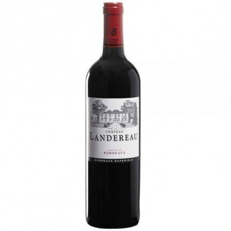 Château Landereau rouge 2015