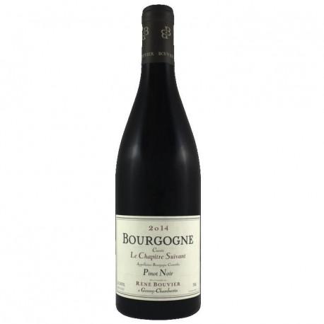 Bourgogne -René Bouvier - Le chapitre suivant 2015 rouge
