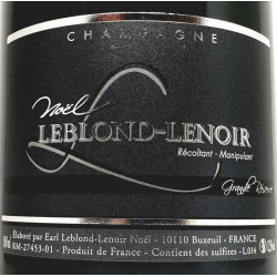 Champagne Leblond-Lenoir Magnum grande réserve