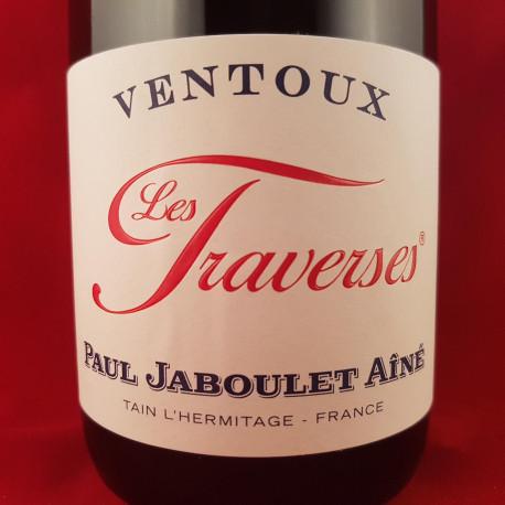 """Jaboulet Ventoux """"Les traverses"""" 2015"""