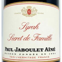 """Jaboulet """"Secret de Famille"""" Syrah"""
