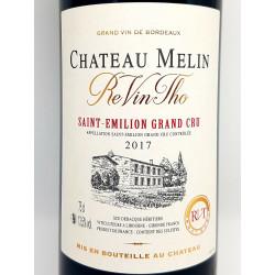 Château Melin ReVinTho Saint Emilion Grand Cru 2018