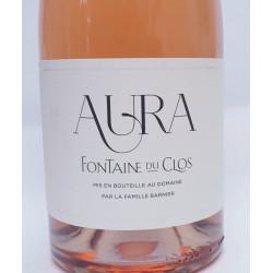 Aura rosé - Fontaine du Clos