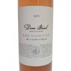 Dom Brial - Rosé Les Camines