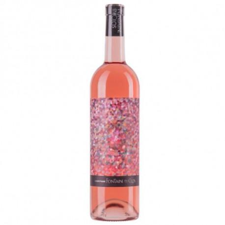 Certitude rosé 2019- Fontaine du clos