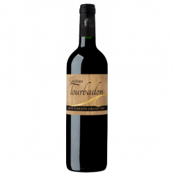 Château Tourbadon 2016 Saint Emilion grand cru bio