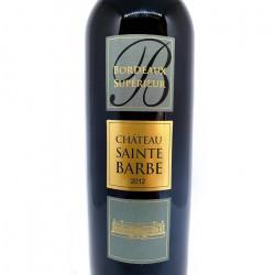 Château SAINTE BARBE - BORDEAUX SUPERIEUR