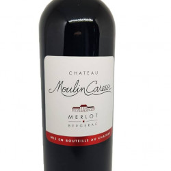 "Château Moulin Caresse - Bergerac Rouge ""Merlot"""