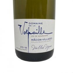 Domaine de la Verpaille - MÂCON-VILLAGES Vieilles Vignes