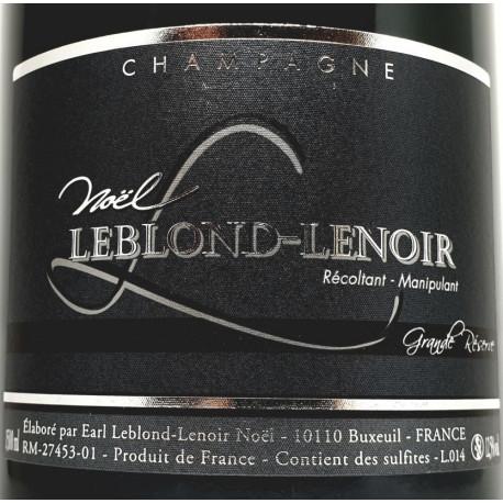 Champagne Leblond-Lenoir grande réserve