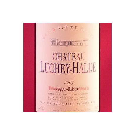 Château Luchey-Halde 2010