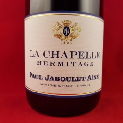 """Jaboulet """"La Chapelle"""" hermitage rouge 2017"""