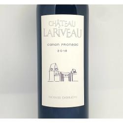 Château Lariveau  2016 rouge - Canon-Fronsac