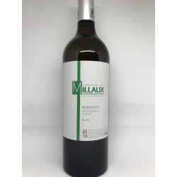 Château les Millaux - White and smile 2019