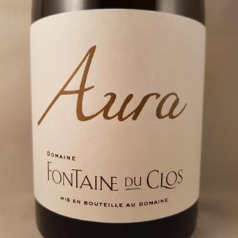 Aura Blanc 2015 – Fontaine du Clos